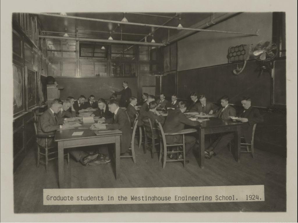 Westinghouse Student Engineers
